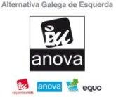 Páxina oficial de Alternativa Galega de Esquerda
