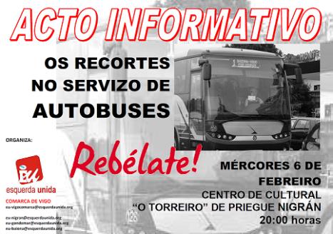 acto nigran buses