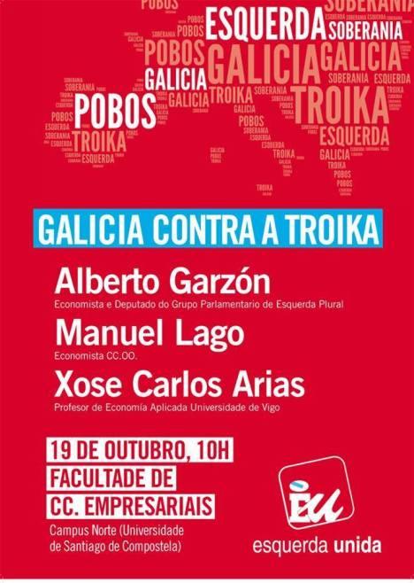 galicia contra a troika